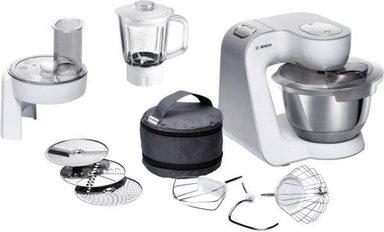 BOSCH Küchenmaschine CreationLine MUM58227, 1000 W, 3,9 l Schüssel