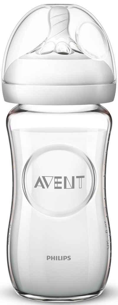 Philips AVENT Babyflasche »Natural Flasche SCF053/17«, Anti-Kolik-System