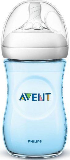 Philips AVENT Babyflasche »Natural Flasche SCF035/27«, Anti-Kolik-System
