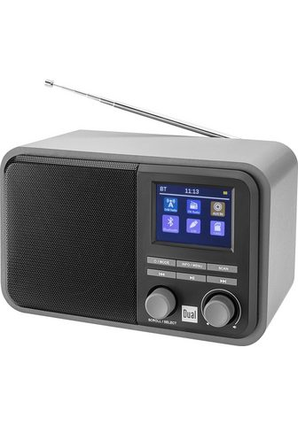 DUAL »DAB 51« Radio (Bluetooth Skaitmeninis...