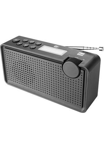 DUAL »DAB 85« Radio (Digitalradio (DAB+) 1 ...
