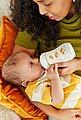 Philips AVENT Babyflasche »Natural Flasche SCF070/20 Design Tiger«, Anti-Kolik-System, Bild 6