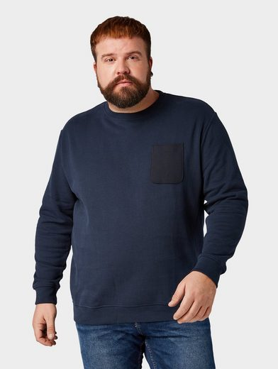 TOM TAILOR Denim Sweatshirt »Sweatshirt«