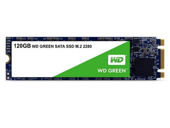 Western Digital Green SSD M.2 2280 SATA III »Interne Festplatte«