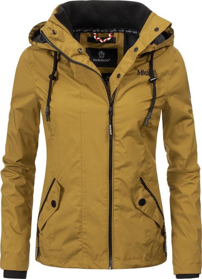 heißer Verkauf online 17d02 32208 Marikoo Outdoorjacke »Maliaa« Übergangsjacke mit Kapuze online kaufen | OTTO