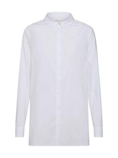 Rich & Royal Klassische Bluse »Long Blouse«