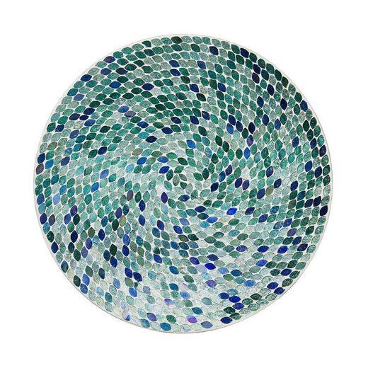 BUTLERS SASSOLINO »Deko Mosaik Teller 38 cm«