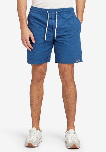 khujo Shorts »ARIC« mit Teilungsnähten und Reißverschlusstaschen