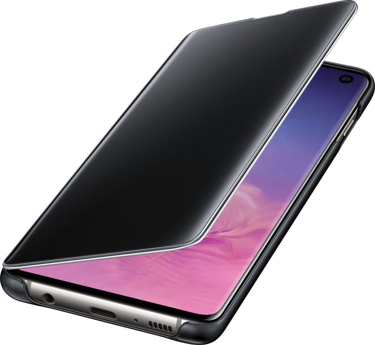 Taschen, Hüllen - Samsung Handytasche »Clear View Cover Galaxy S10«  - Onlineshop OTTO