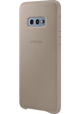 SAMSUNG Dėklas išmaniajam telefonui »Leather d...