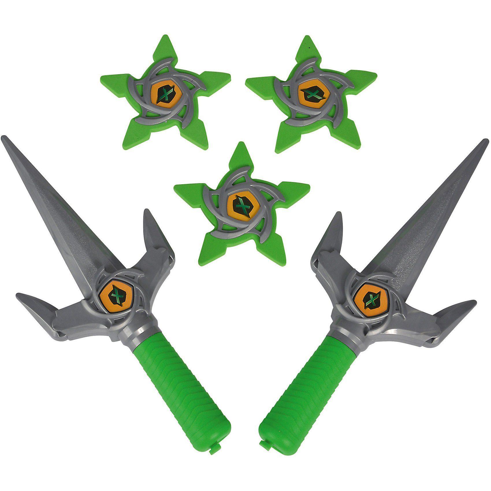 SIMBA Next Ninja Messer und Wurfsterne