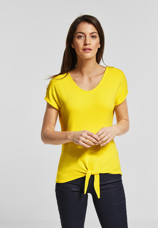Da Donna Blu Navy Nike Swoosh QTT Gym Yoga Short Sleeve Tee T-shirt