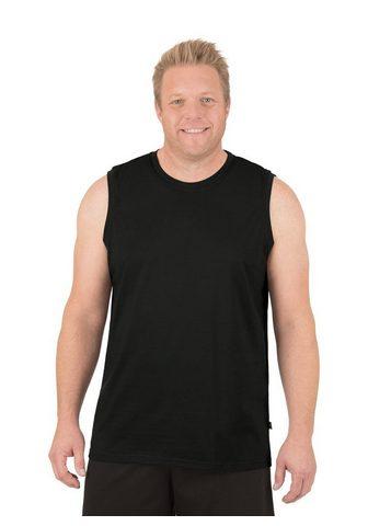 TRIGEMA Marškinėliai iš trikotažas