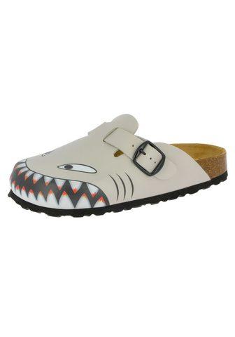 LICO Šlepetės »Clog Bioline Šlepetės Hai«