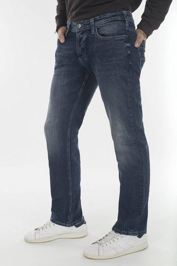 In Denim Jeanshose Of optik Denim Miracle afBqxt