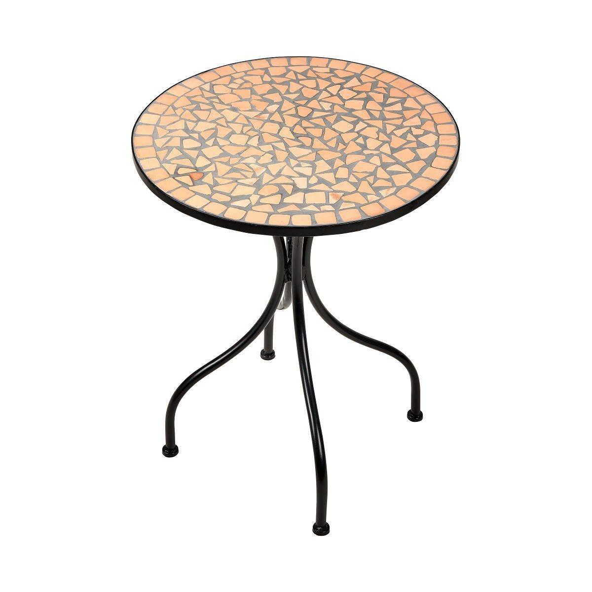 PALAZZO »Bistrotisch Terracotta Ø 55 cm«