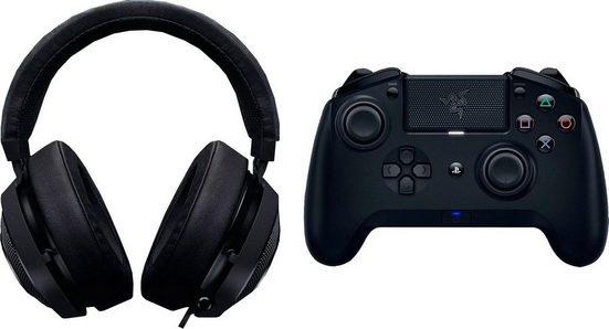 RAZER »Kraken PRO V2« Gaming-Headset (inkl. Raiju Tournament Ed. Controller)