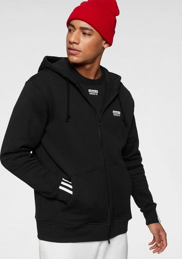 adidas Originals Kapuzensweatjacke »VOCAL FULL ZIP HOODY«