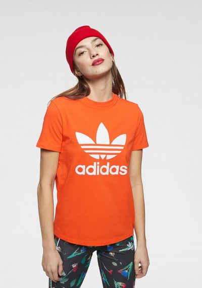 b7a7cde357f01 adidas Originals T-Shirt »TREFOIL TEE«