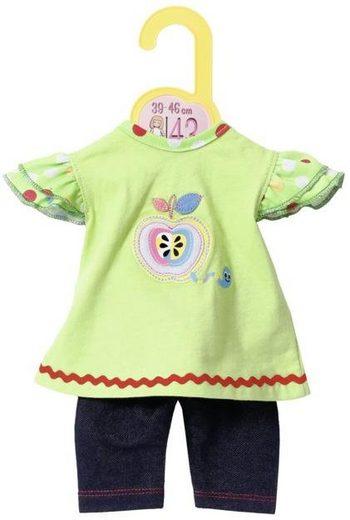 Zapf Creation® »Dolly Moda Shirt mit Leggings« Puppenkleidung
