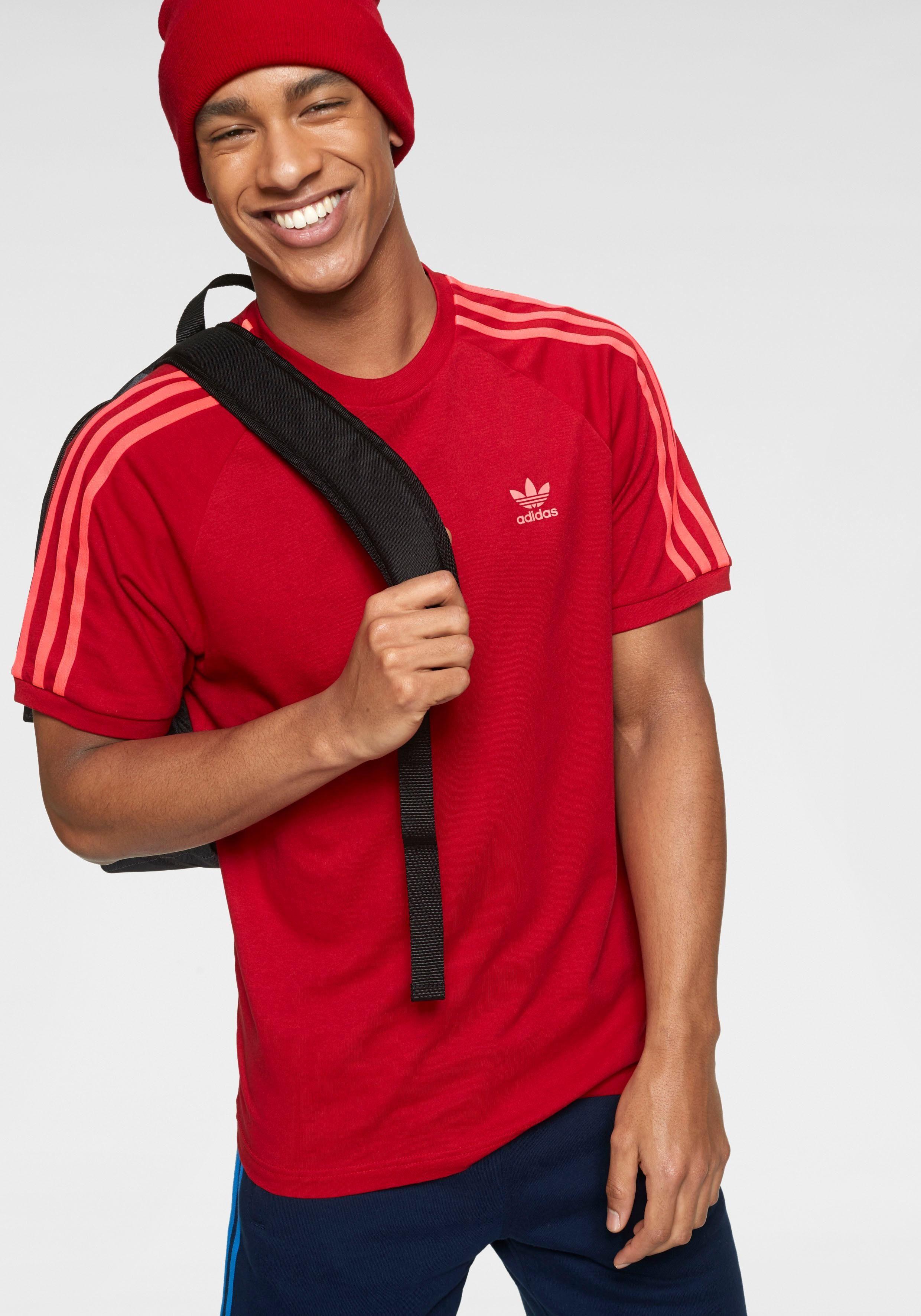 adidas Originals T Shirt »3 STRIPES TEE« Raglanärmel online kaufen   OTTO