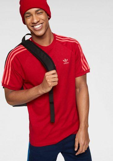 adidas Originals T-Shirt »3-STRIPES TEE« Raglanärmel