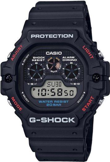 CASIO G-SHOCK Chronograph »DW-5900-1ER«