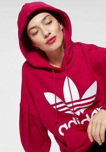 adidas Originals Kapuzensweatshirt »CROPPED HOODIE«