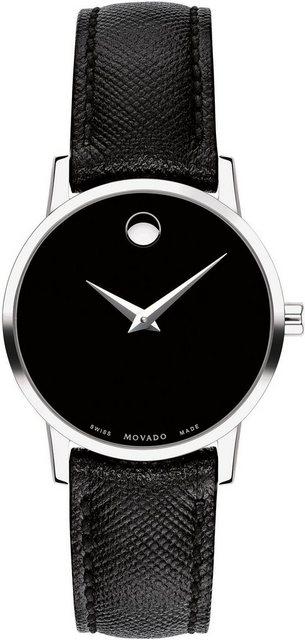 MOVADO Schweizer Uhr »MUSEUM, 607204« | Uhren | MOVADO