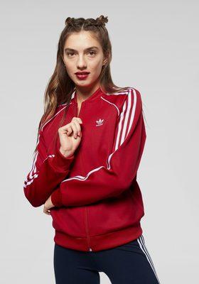 adidas Originals Trainingsjacke »SUPER STAR TRACKTOP«