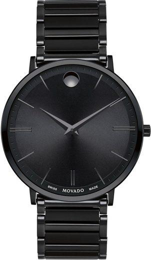 MOVADO Schweizer Uhr »ULTRA SLIM, 607210«