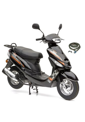 NOVA MOTORS Mofaroller »City Star« 49 ccm 25 km/h ...