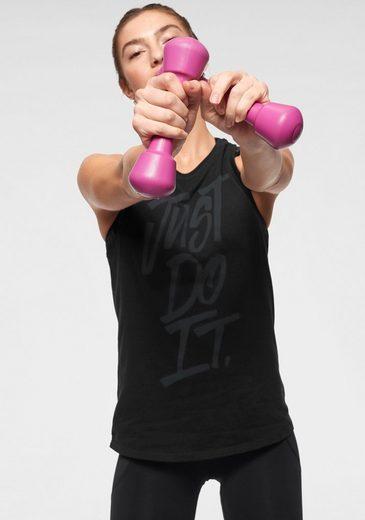 Nike Tanktop »Woman NIKE DRI-FIT TRAINING TANK«