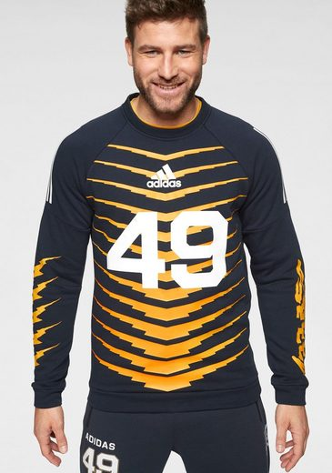 adidas Performance Sweatshirt »ID FL GRFX CREW«