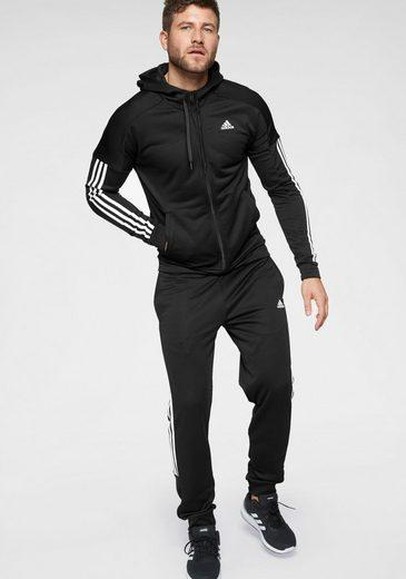adidas Performance Trainingsanzug »TRACK SUIT GAME TIME« (Set, 2-tlg)