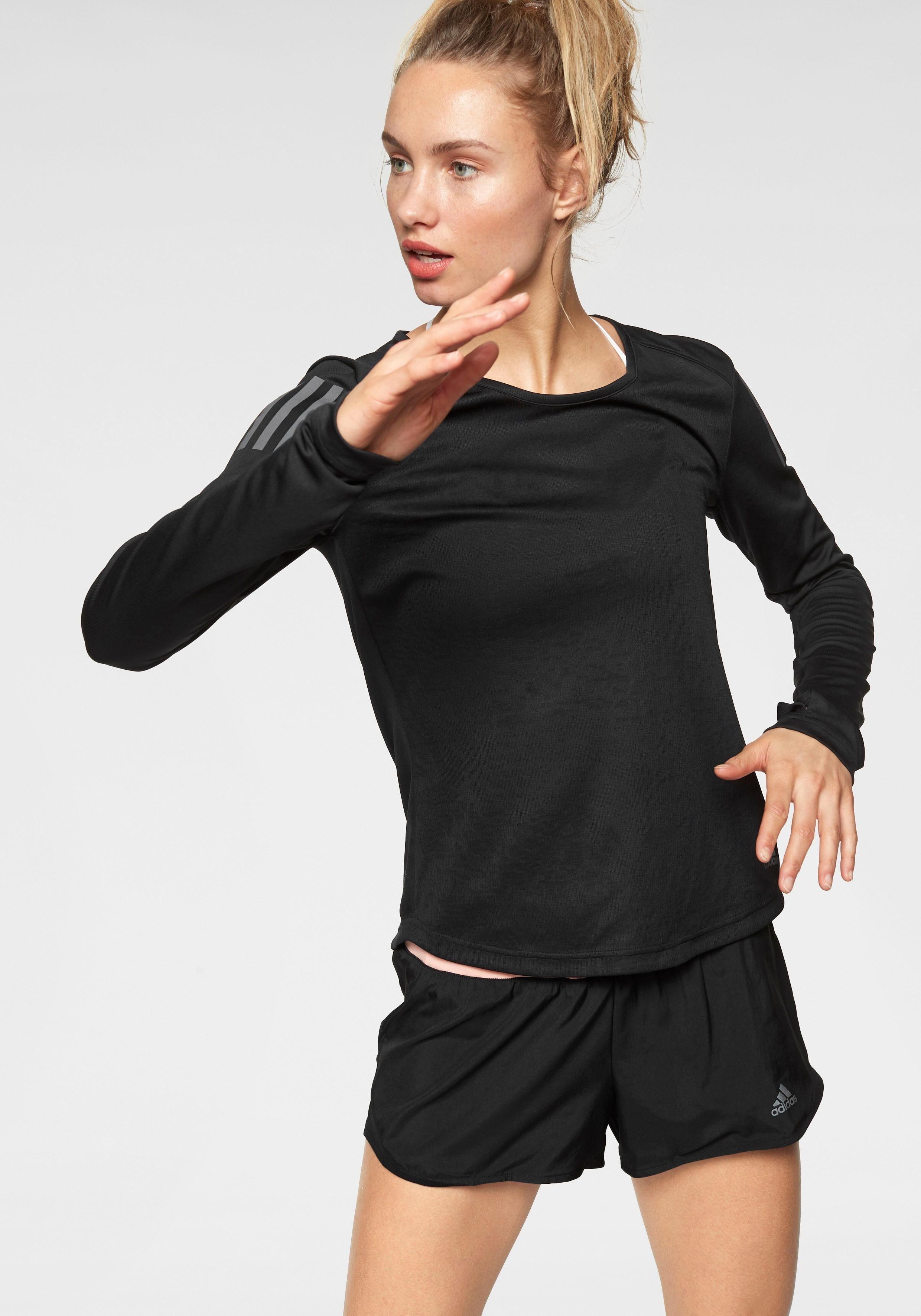 OTTO   Damen adidas Performance Laufshirt RUN LONGSLEEVE