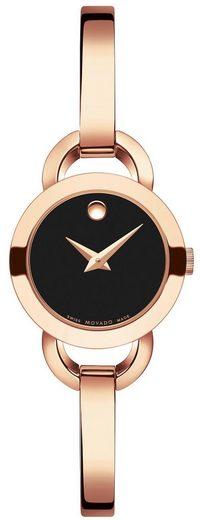 MOVADO Schweizer Uhr »RONDIRO, 607065«