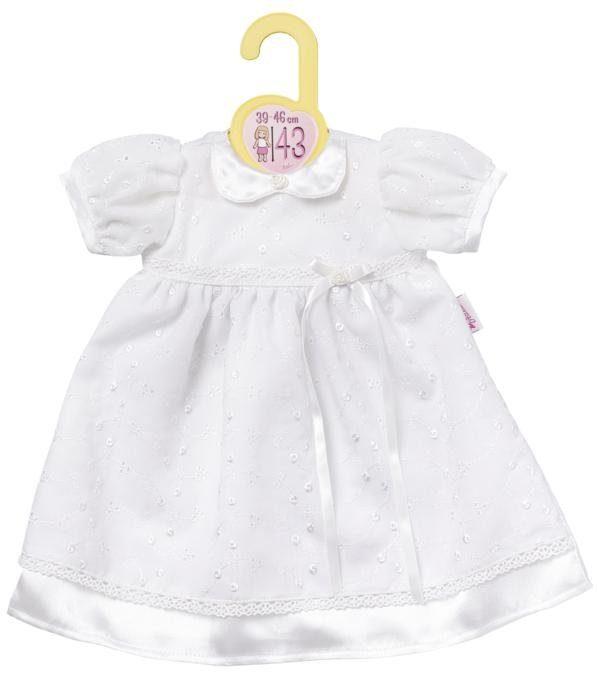 Puppen & Zubehör Dolly Moda Jeanskleid 30-36cmPuppenkleidPuppenkleidungPuppen Zubehör Kleidung & Accessoires