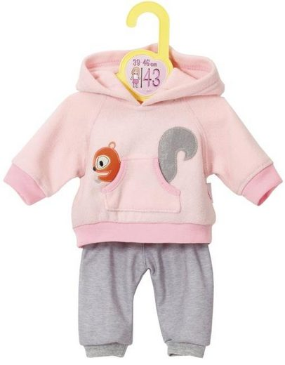 Zapf Creation® Puppenkleidung »Dolly Moda Sport-Outfit Pink«