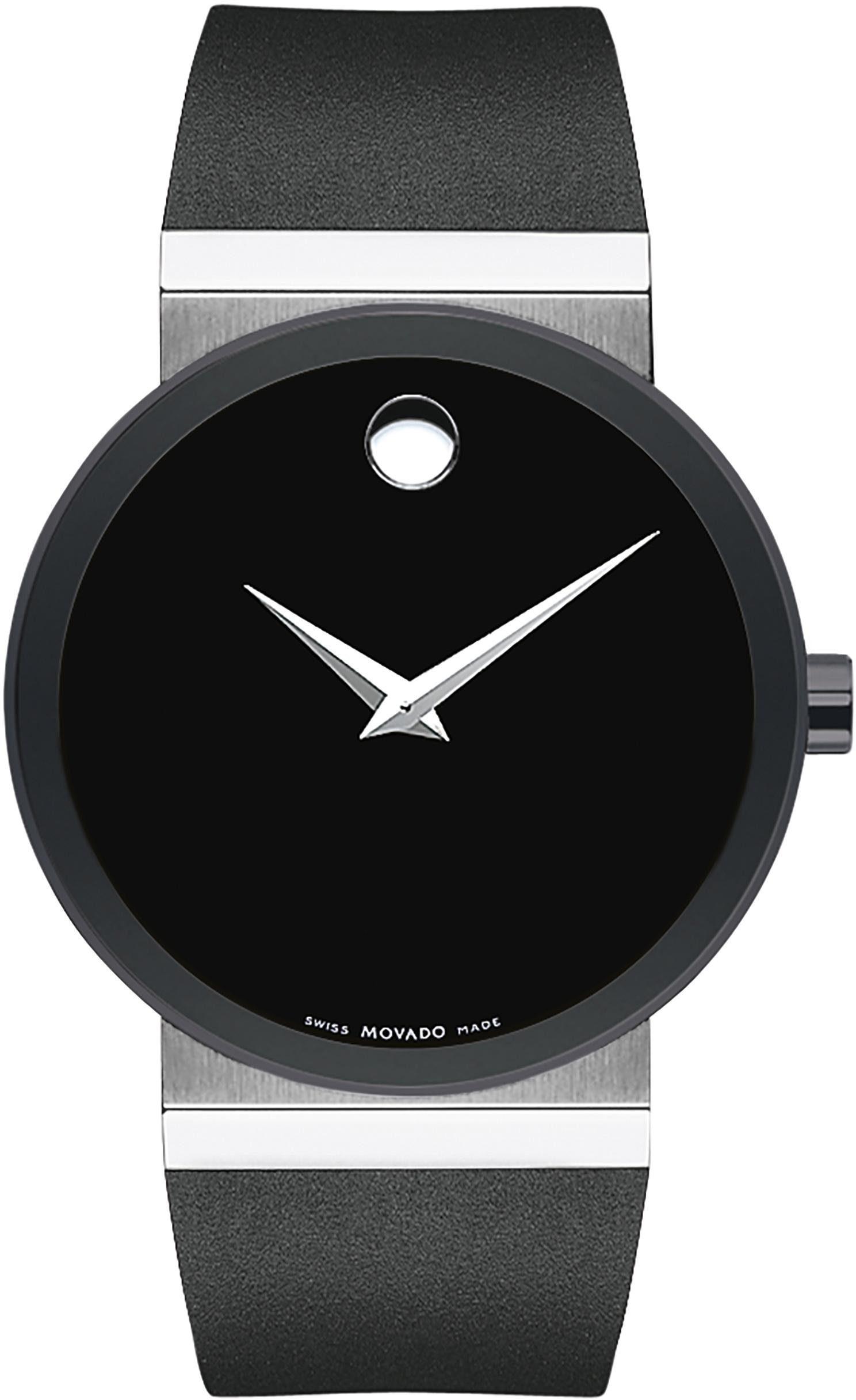 MOVADO Schweizer Uhr »SAPPHIRE, 606780«