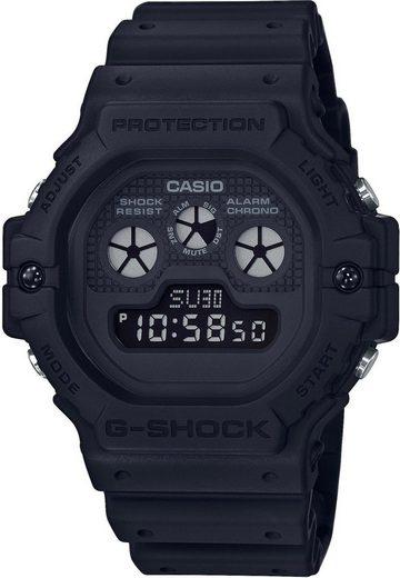 CASIO G-SHOCK Chronograph »DW-5900BB-1ER«