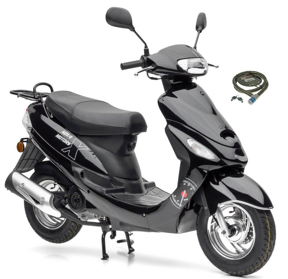 nova motors motorroller city star 49 ccm 45 km h euro 4 49 ccm 45 km h online kaufen otto. Black Bedroom Furniture Sets. Home Design Ideas