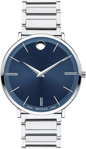 MOVADO Schweizer Uhr »ULTRA SLIM, 607168«