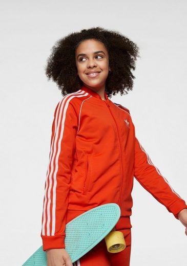 adidas Originals Trainingsjacke »SUPERSTAR TOP«