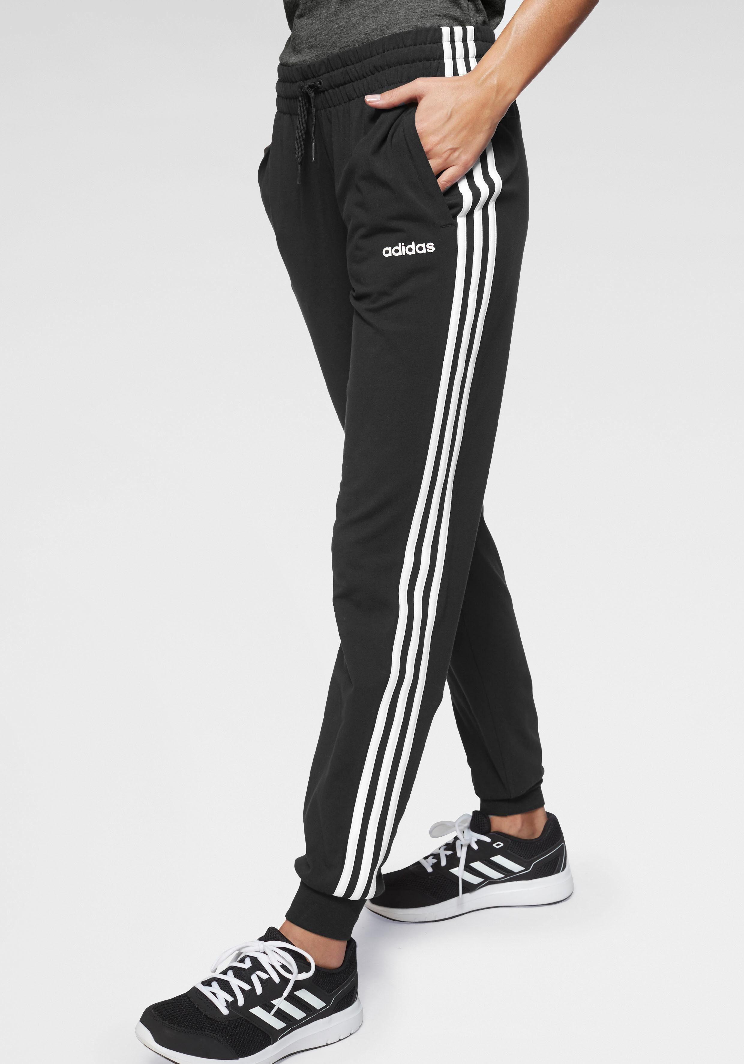 1 x adidas jogginghose 3 stripes pant oh