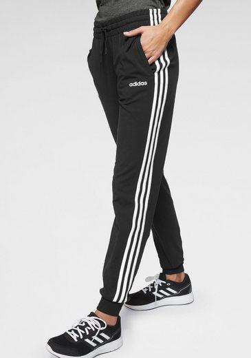 adidas Performance Jogginghose »W E 3 STRIPES PANT SJ«