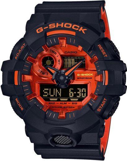 CASIO G-SHOCK Chronograph »GA-700BR-1AER«