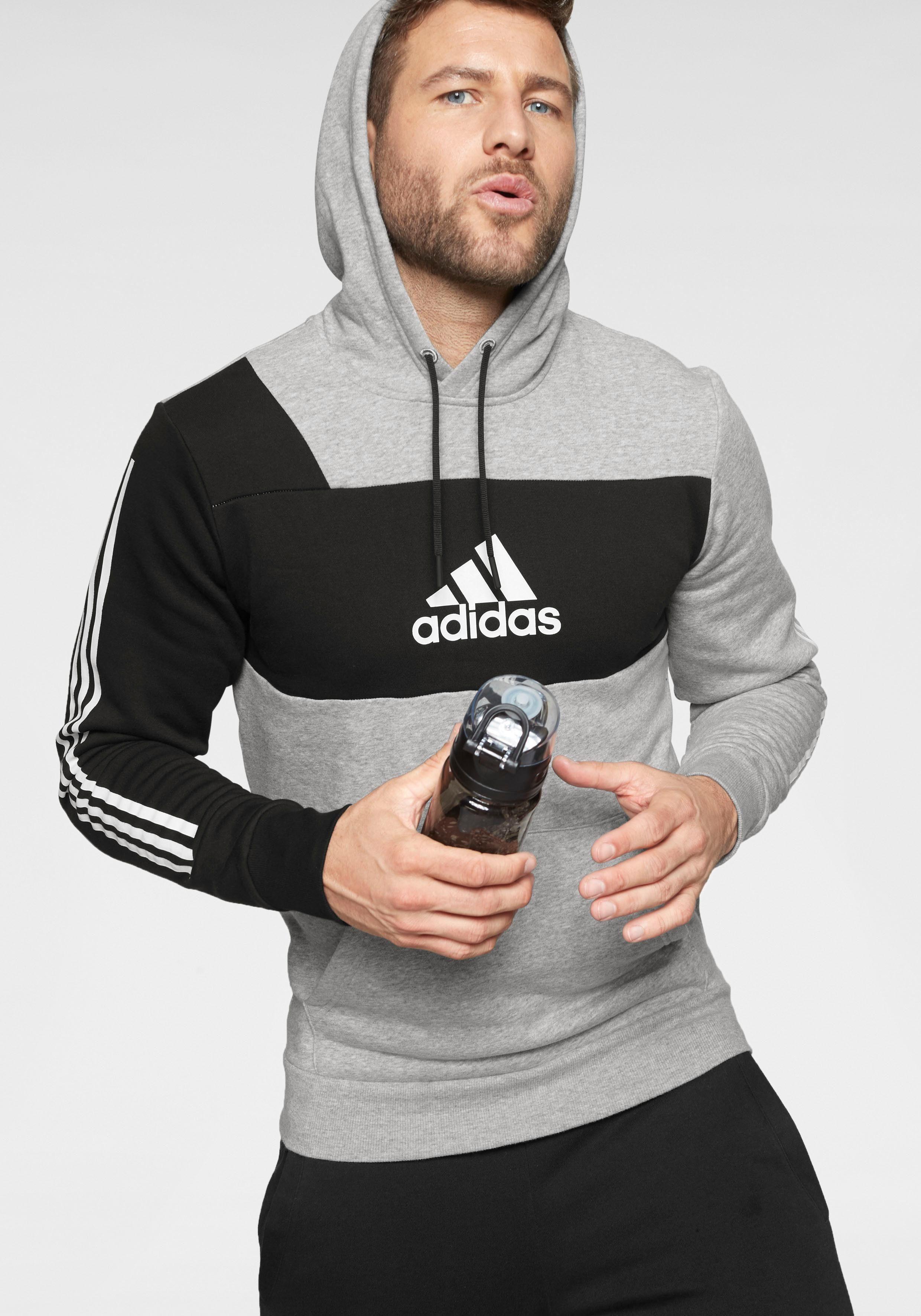 adidas Performance Kapuzensweatshirt »SPORT ID PO BRAND« online kaufen | OTTO