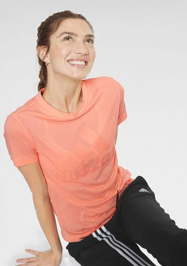 adidas Performance T-Shirt »MH BO REG TEE«