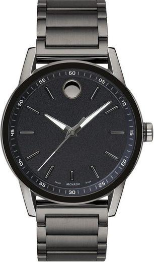 MOVADO Schweizer Uhr »MUSEUM, 607226«